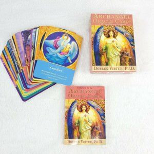 Archangel Oracle Cards by Doreen Virtue 45 Deck